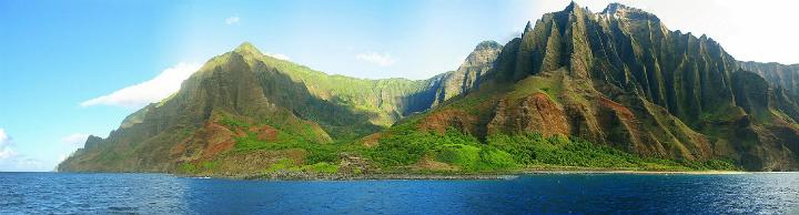 Na Pali Coast Kauai & Kalalau