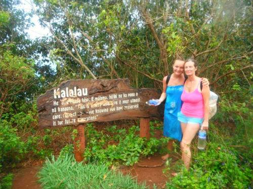 Great Hike Na Pali Coast Kauai