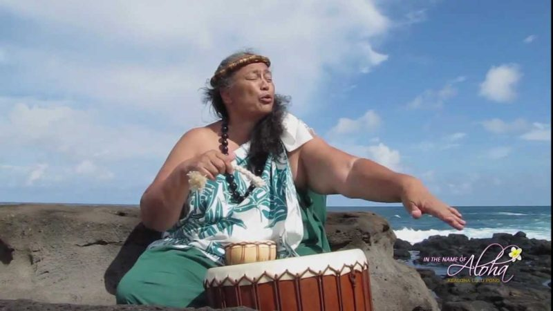 Hula as practiced by Puna Kalama