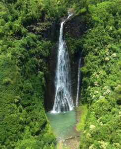 Kauai Waterfall Romantic Proposal