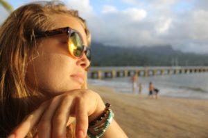 Hanalei Pier Kauai Style
