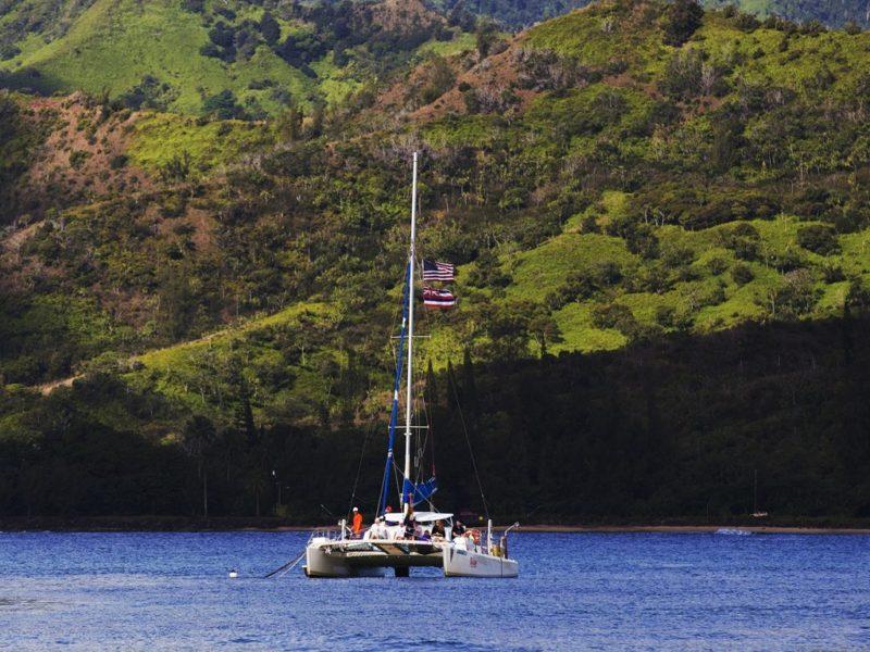 Sail the Na Pali with Captain Sundown