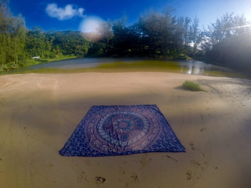 Kauai Style Sarong