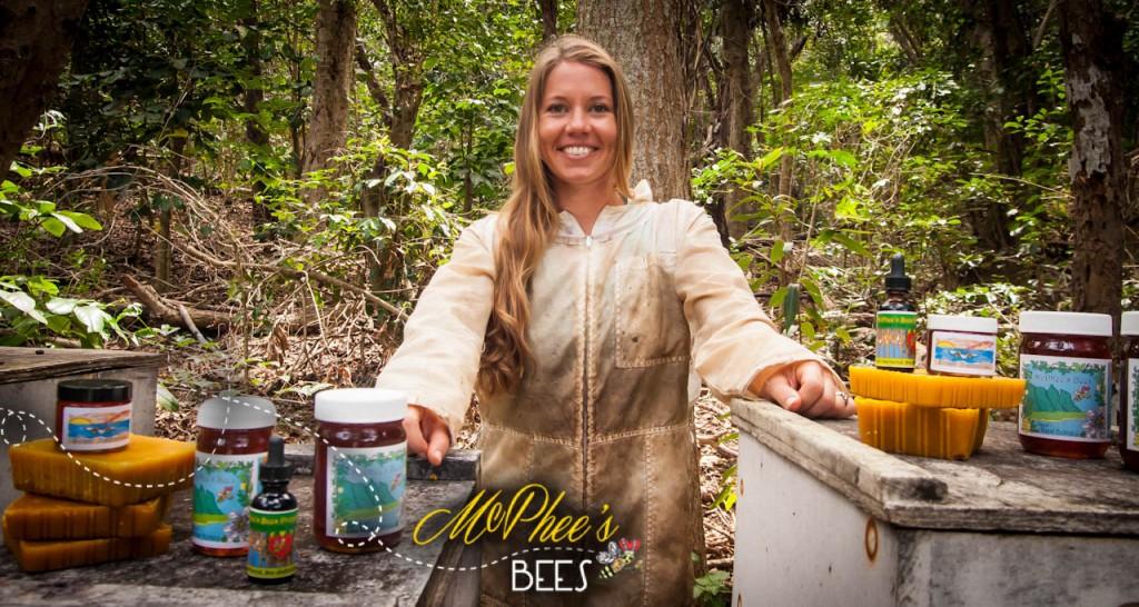 McPhees Bees Kauai