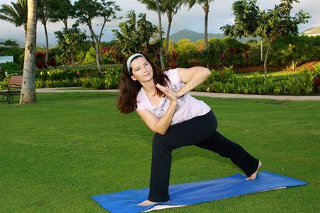 Yoga on Kauai Poipu