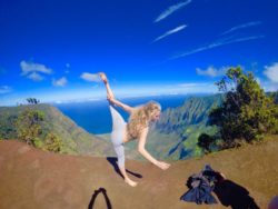 Yoga on Kauai