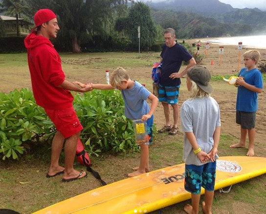 Hanalei Lifeguards