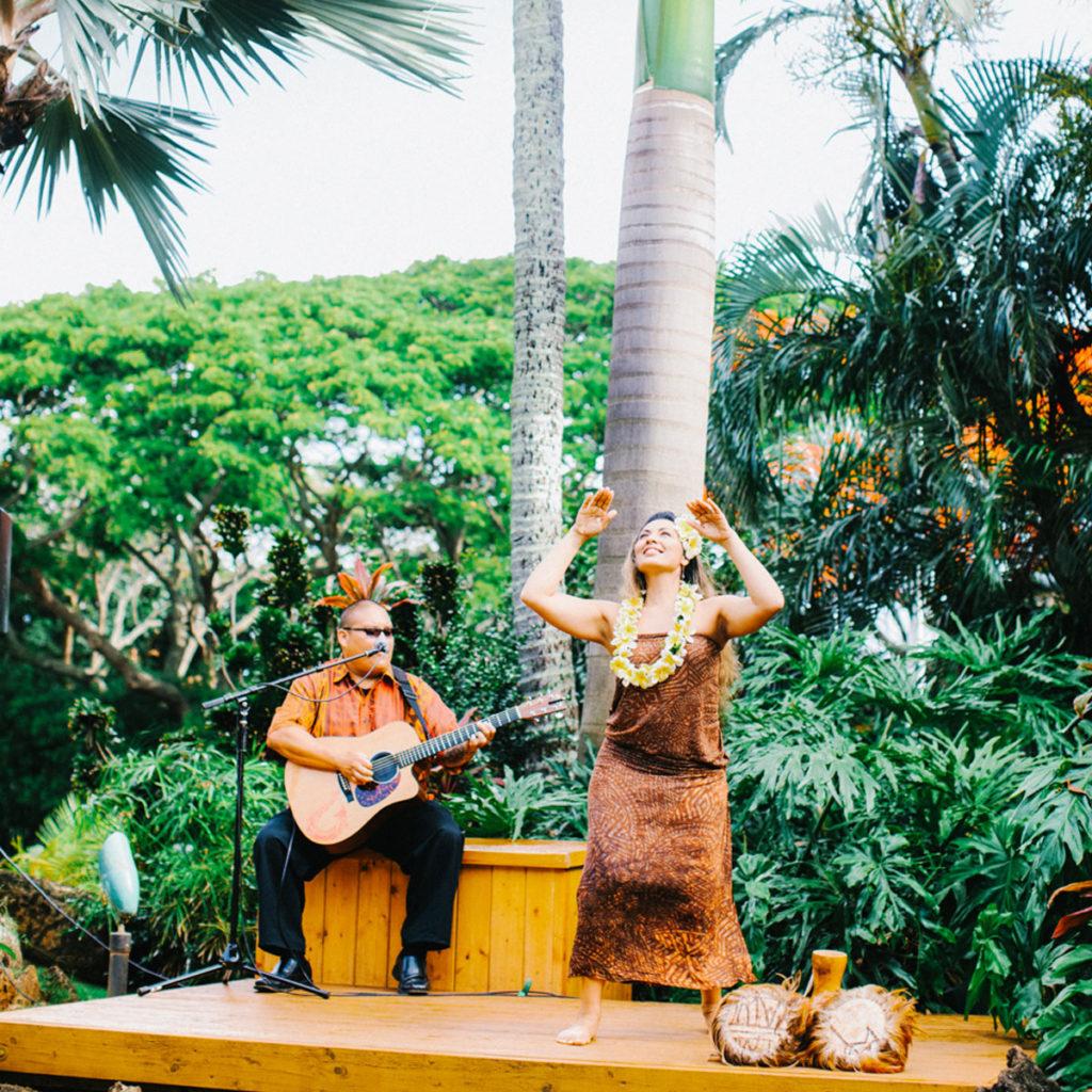 Keoki's Hula & Guitar