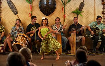 Tahiti Nui Luau Hanalei