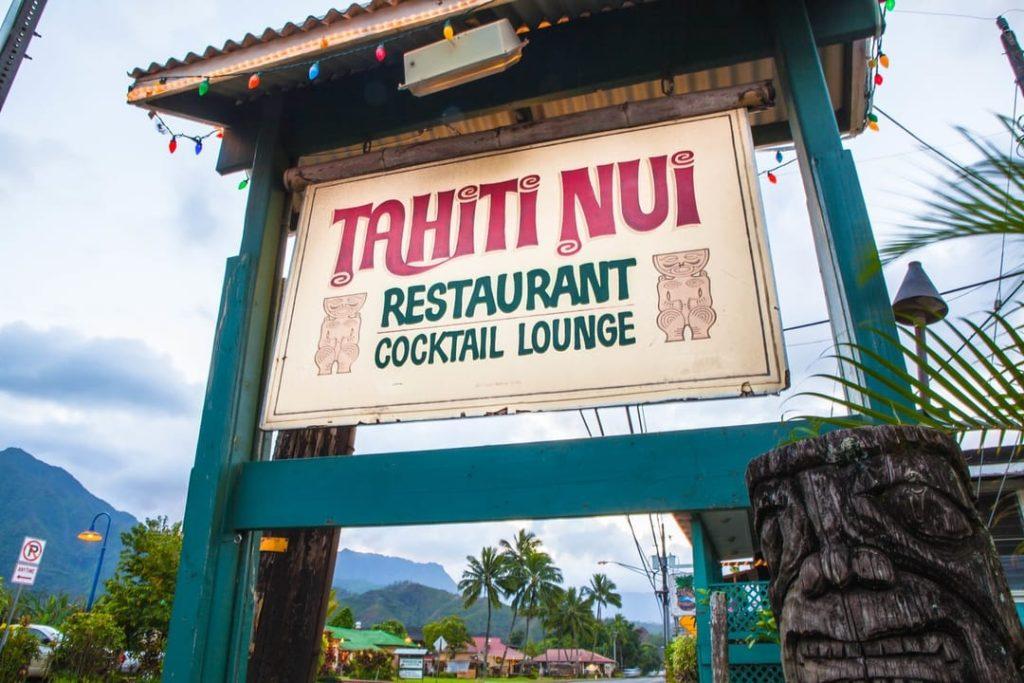 Tahiti Nui Hanalei