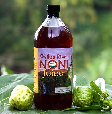 Wailua River Noni Juice