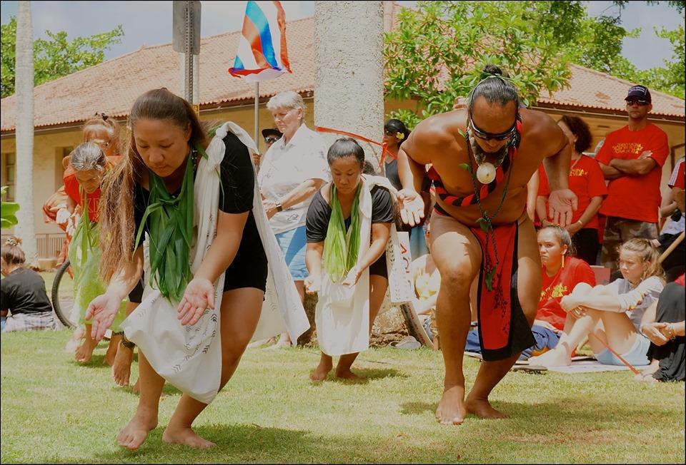 Hula to Support Mauna Kea