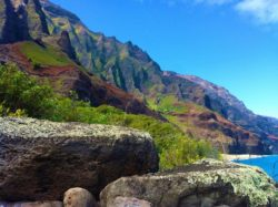 Kauai's North Shore Beach & Tropical