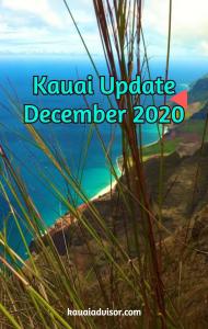 Azure ocean Kauai
