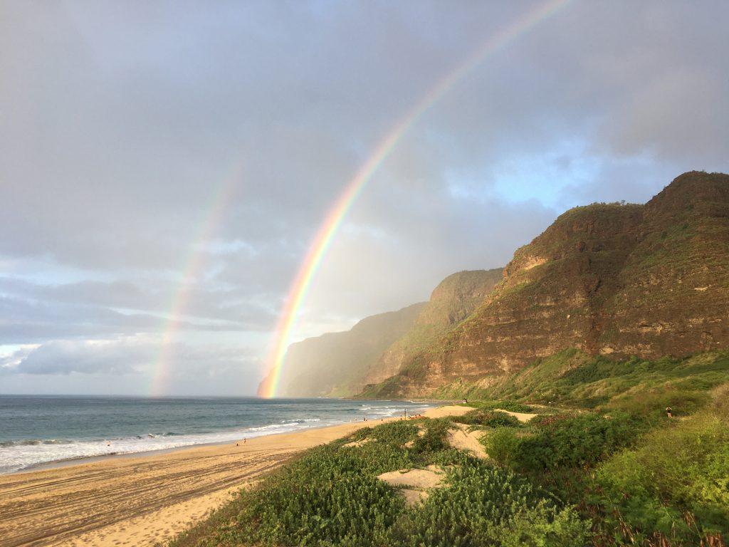 Polihale Double Rainbow